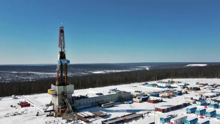 В Якутии запустили новый нефтепровод