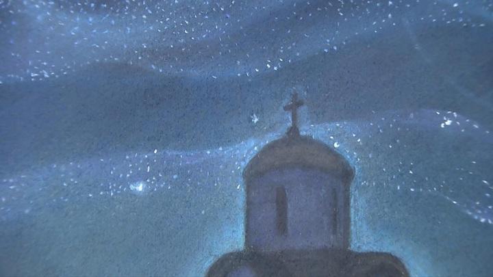 Выставка художника Бориса Смирнова-Русецкого открылась в Музее Востока