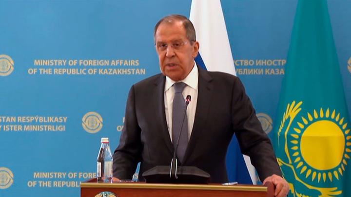 Лавров призвал к переговорам по запрету вооружения в космосе