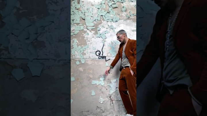 Дима Билан снял клип в заброшенном санатории под Новосибирском