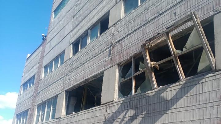 На котельной томского завода произошло ЧП: есть пострадавшие