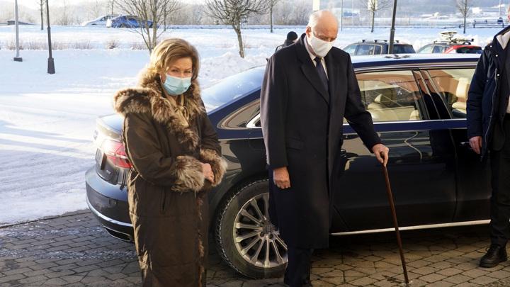 Король Норвегии выздоровел после операции