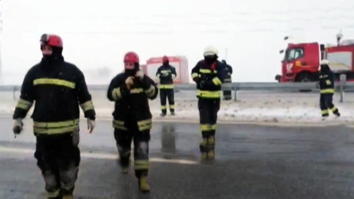 В перевернувшемся в Турции туристическом автобусе погибла жительница Хакасии