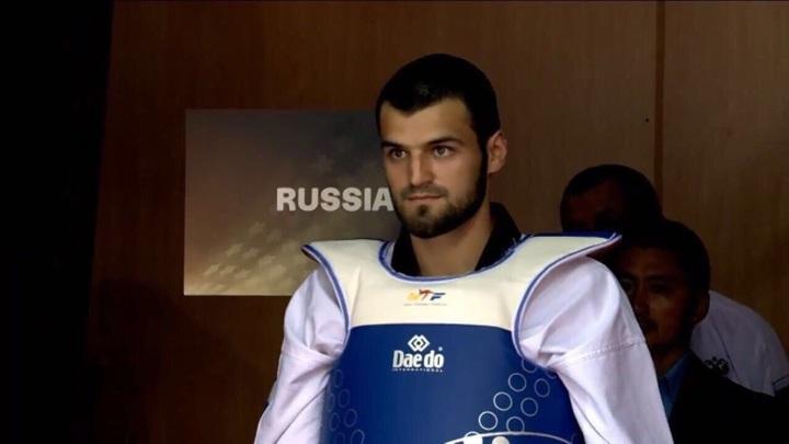 Россиянин Кириченко стал чемпионом Европы по тхэквондо