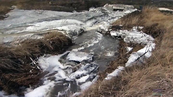 На территории Красноярского края усилен мониторинг состояния дамб
