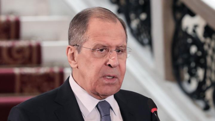 Лавров высказался о провокационных речах политиков