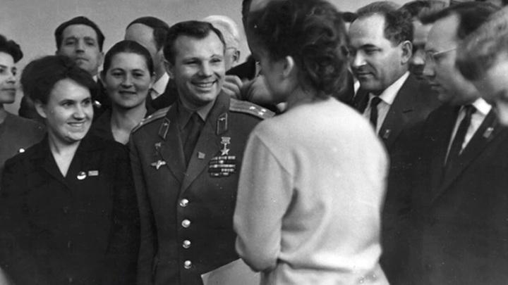 Жительница Кургана поделилась воспоминаниями о встрече с Гагариным