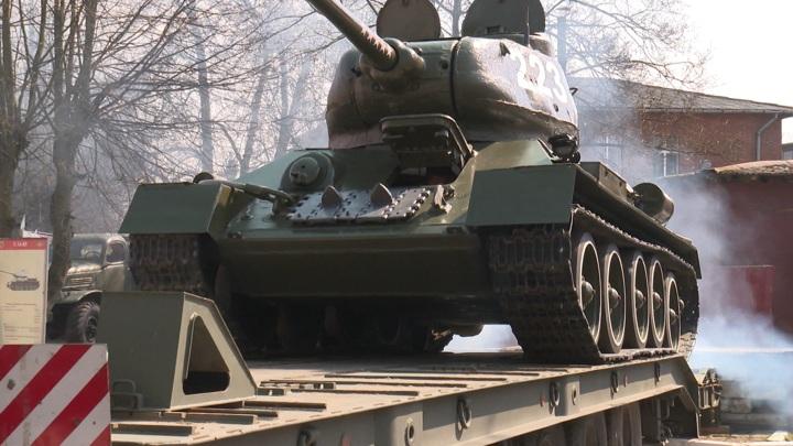 Участник штурма Кенигсберга возглавит колонну на Параде Победы в Калининграде