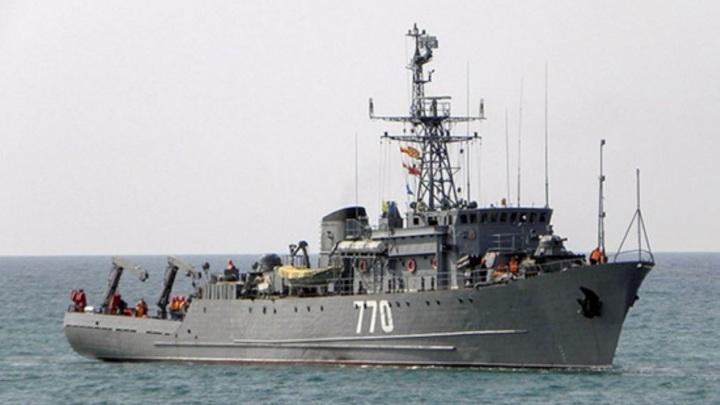 Тральные силы Черноморского флота экстренно приготовили к бою
