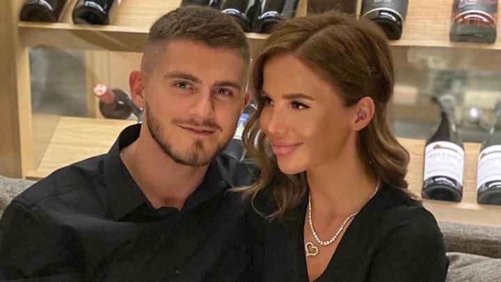 Алекса с мужем. Фото: instagram.com/aleksa___official