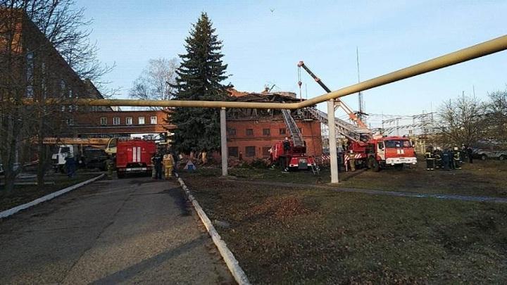Более 20 домов сгорели в Тамбовской области