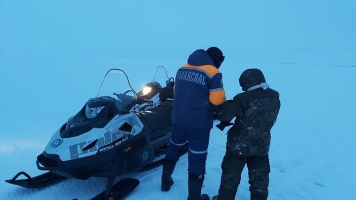 Спасатели нашли застрявшего в тундре ямальца