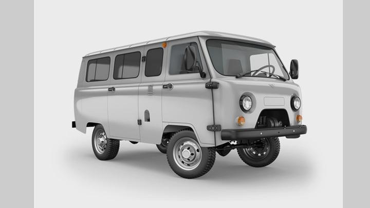"""Русский geländewagen: в Германии """"буханку"""" продают за 26 тысяч евро"""
