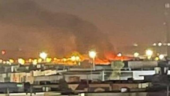 Турецкий военный погиб при ракетном обстреле в Ираке