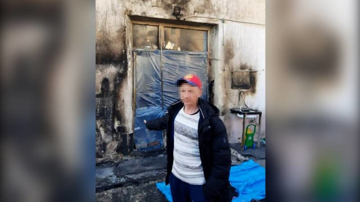 В Приморье мужчина поджег квартиру сожительницы, которая жила с четырехлетним ребенком