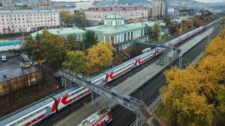 Летом из Мурманска в Абхазию будут курсировать прямые поезда