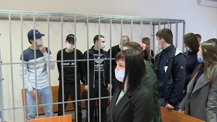 """Членов ульяновской группировки """"Советские"""" осудили на длительные тюремные сроки"""