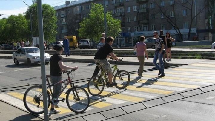 """Во Владимире появятся """"приподнятые"""" пешеходные переходы повышенной безопасности"""
