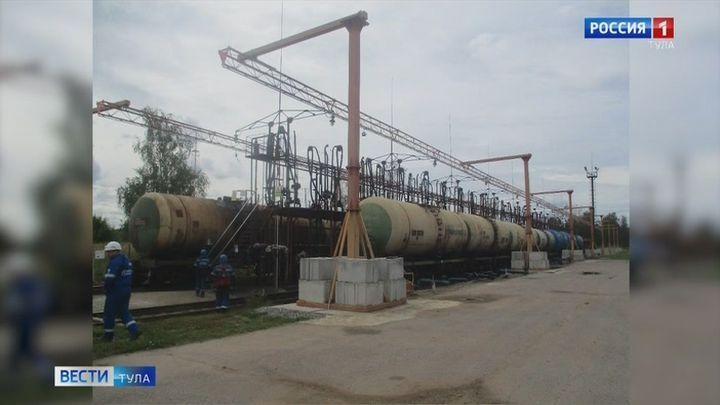 Девять тонн топлива попытались украсть туляк и его подельник из Москвы