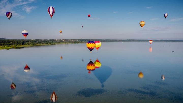 В Переславле пройдет фестиваль воздухоплавания