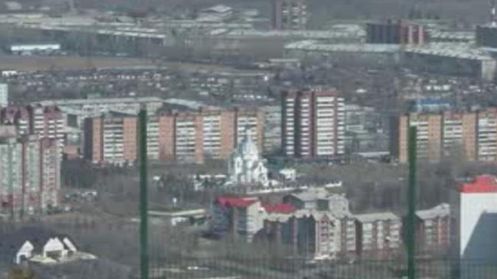 На Николаевской сопке провели тестовый запуск канатной дороги