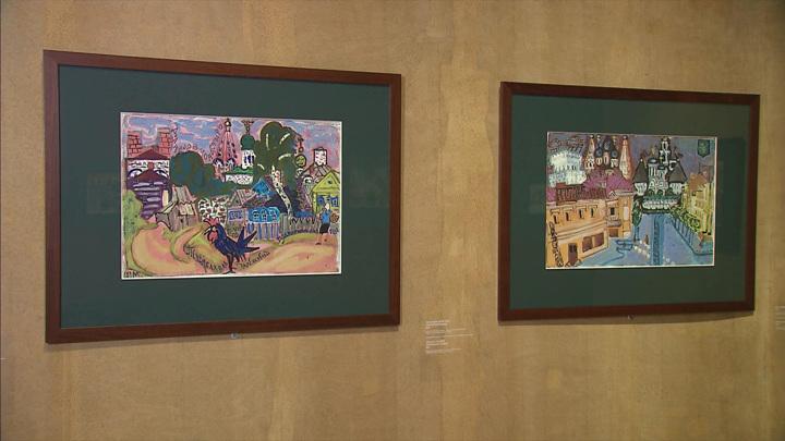 Третьяковская галерея открывает выставку работ Татьяны Мавриной