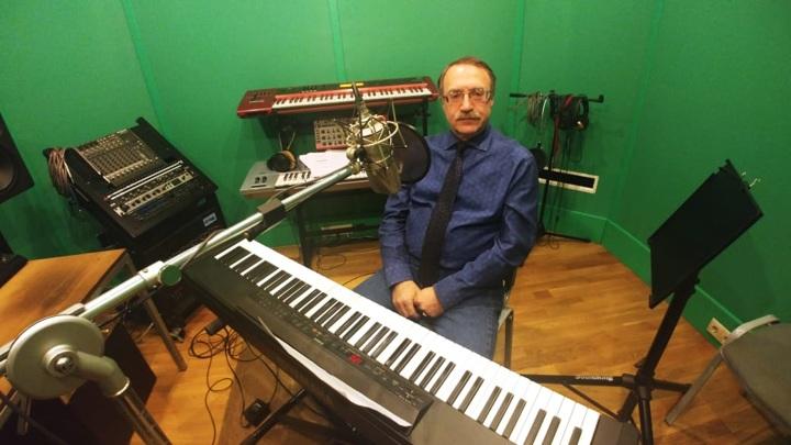 Даниил Крамер. Фото Людмилы Осиповой