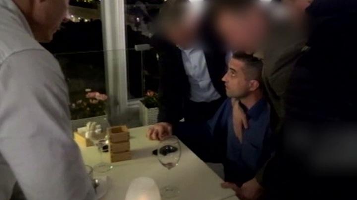 ФСБ взяла украинского консула с поличным