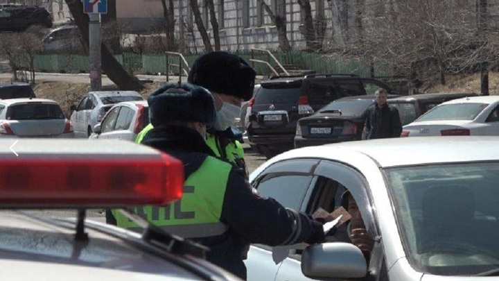 Уникальный случай с автонарушением во Владивостоке распутали в Уфе