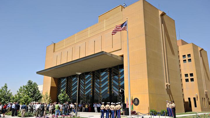 США после вывода войск из Афганистана сохранятвоенных для охраны посольства