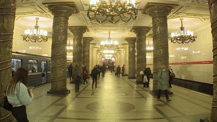 Для станций петербургского метро создаются архитектурные паспорта