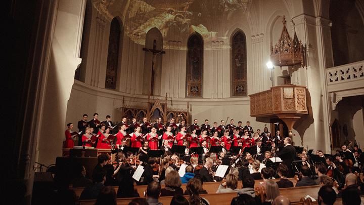 В соборе Петра и Павла прозвучит Реквием Моцарта