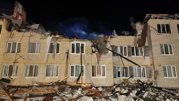 Четыре квартиры разрушены в многоэтажке под Нижним Новгородом из-за взрыва газа