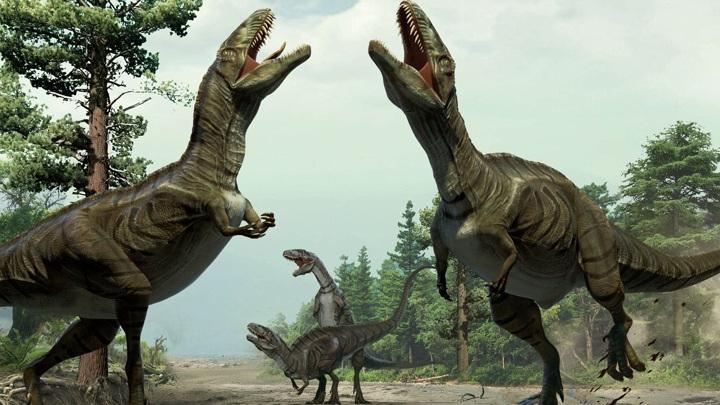 Возможно, тираннозавры жили и охотились сообща.
