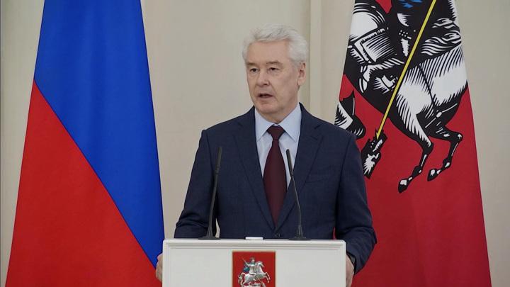 Москва задает тренды для всего мира, считает Собянин