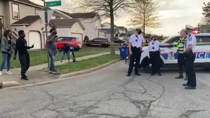 В штате Огайо полицейский застрелил 16-летнюю темнокожую девушку