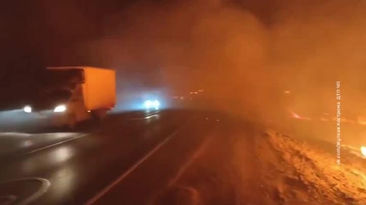 Лесные пожары охватывают все больше регионов России