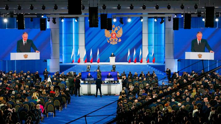Путин: у России есть свои интересы и она будет их отстаивать