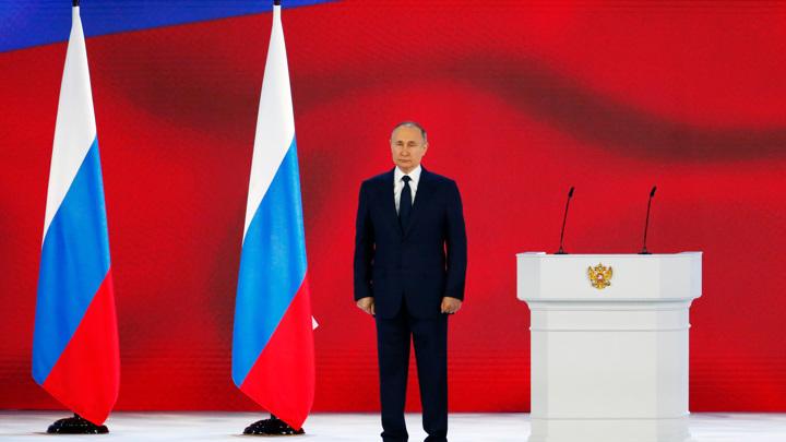 Путин: тем, кто пересечет красную черту, Россия ответит асимметрично, быстро и жестко