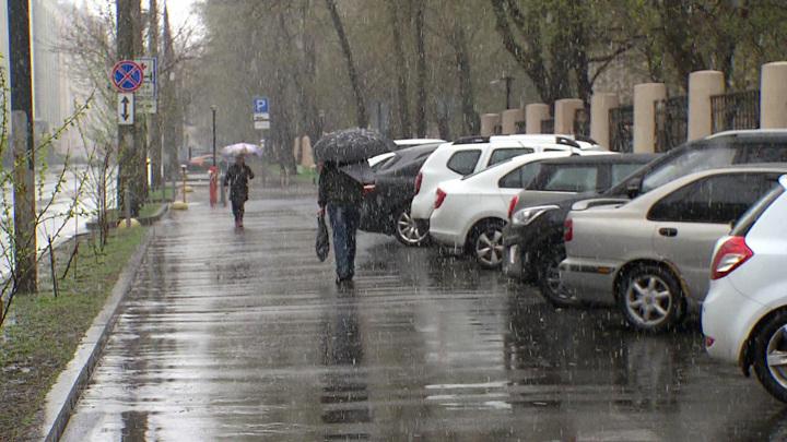 Капризный апрель: устойчивое тепло в Москву придет в начале мая