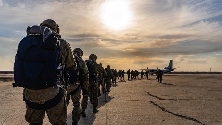 Российские войска проведут масштабные учения в Крыму