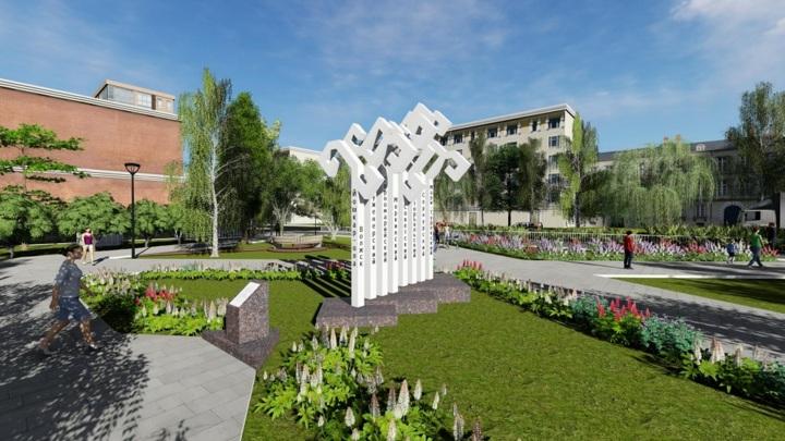 В Йошкар-Оле установят стелу в честь 100-летия образования Марий Эл
