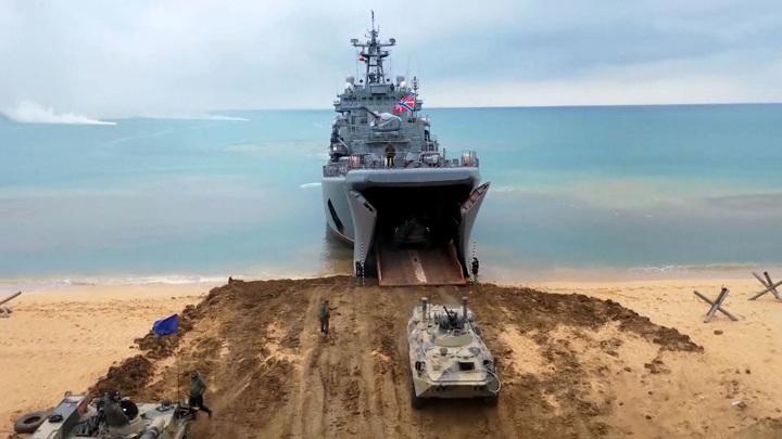 В НАТО внимательно следят за российскими войсками