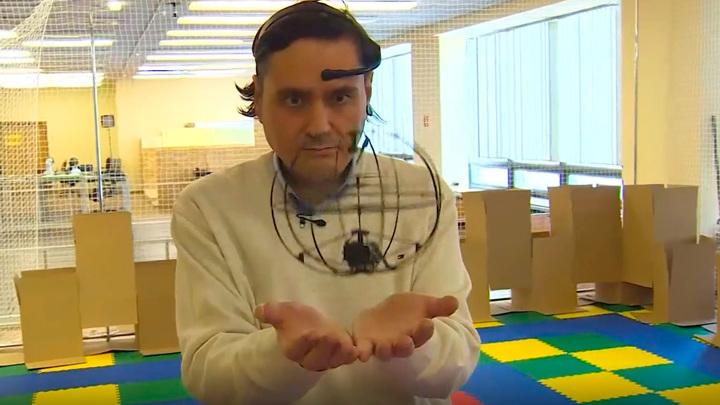 Управление силой мысли: в России тестируют новые технологии для роботов
