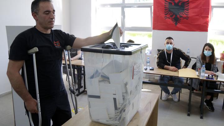 Выборы в Албании завершились
