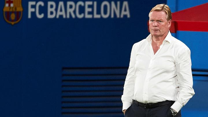 """Кумана могут уволить из """"Барселоны"""" даже в случае чемпионства"""