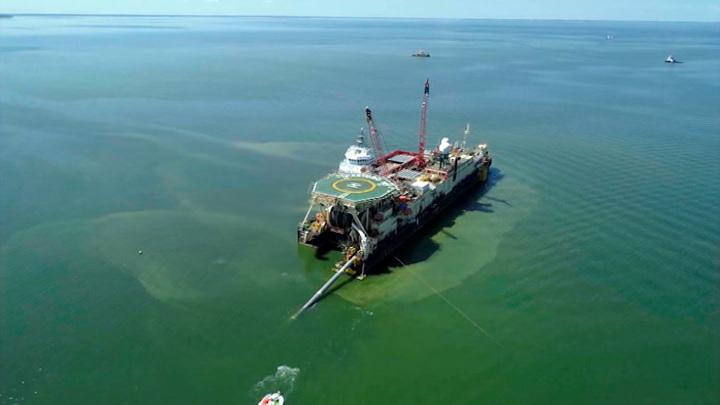 Нечаев рассказал о миллиардах евро на дне моря
