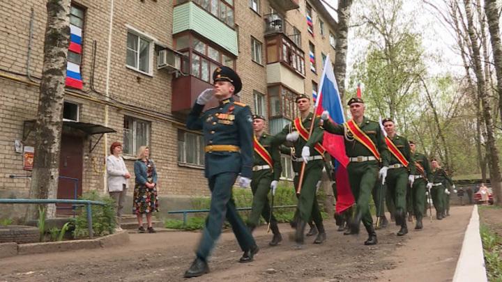 Во Владимирской области отменили парады Победы