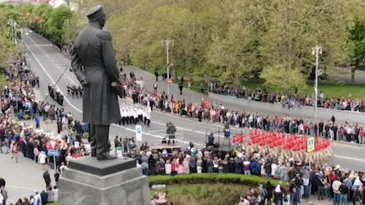 День Победы в Севастополе отметят широко, но с ковид-ограничениями