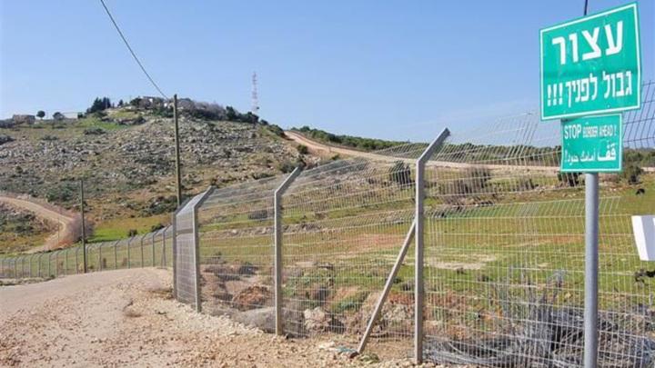 В воздушное пространство Израиля вторгся беспилотник из Ливана